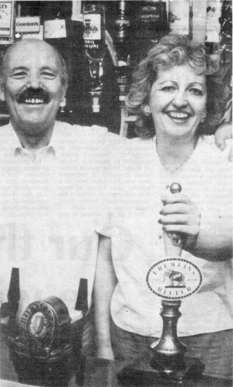 Ron and Glenys Shaw 1989