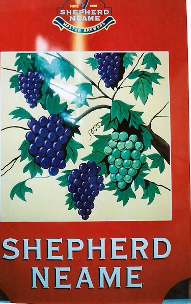 Grapes sign 1993