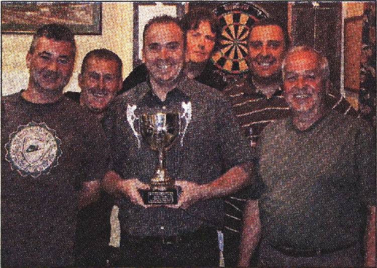 Malvern darts team 2008