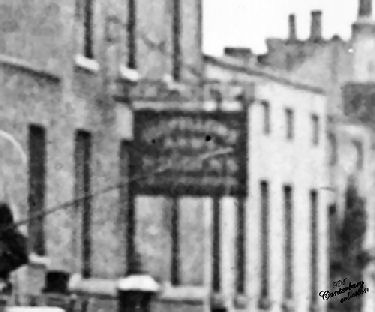 Oddfellopws Arms sign date unknown