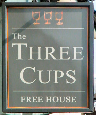 Three Cups sign 2016