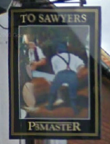 Two Sawyers sign 2009